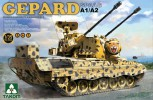 Bundeswehr Flakpanzer 1 Gepard SPAAG A1/ /A2